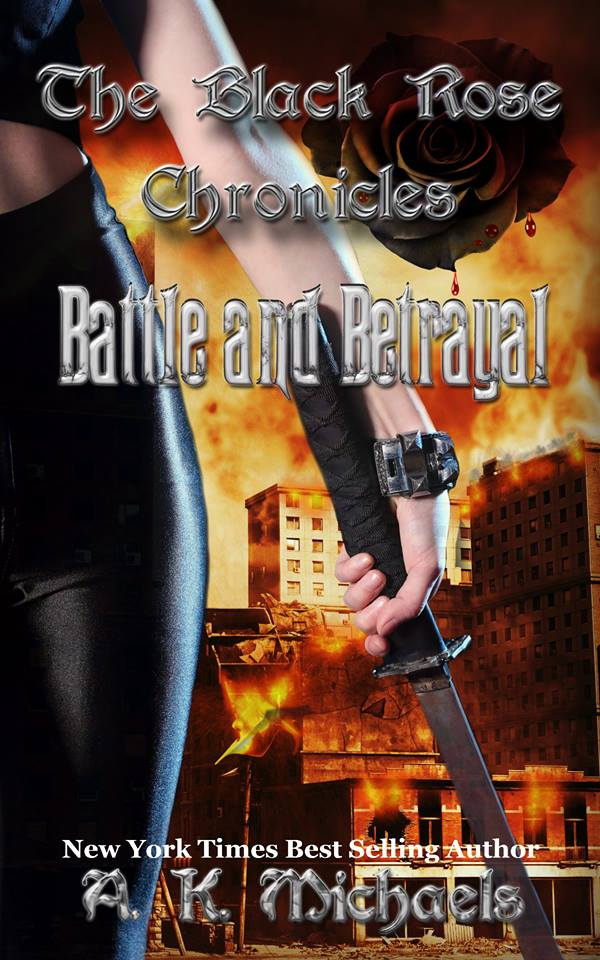 Battle and Betrayal Cover