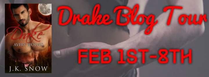 Drake Blog Tour Banner