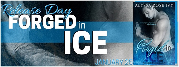 Forged In Ice Release Day Blitz
