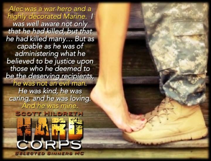 Hard Cops Alec was a war hero JCampbell