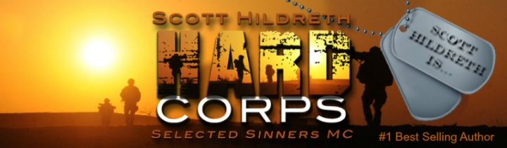 Hard Corps  Blog Headers Scott Hildreth
