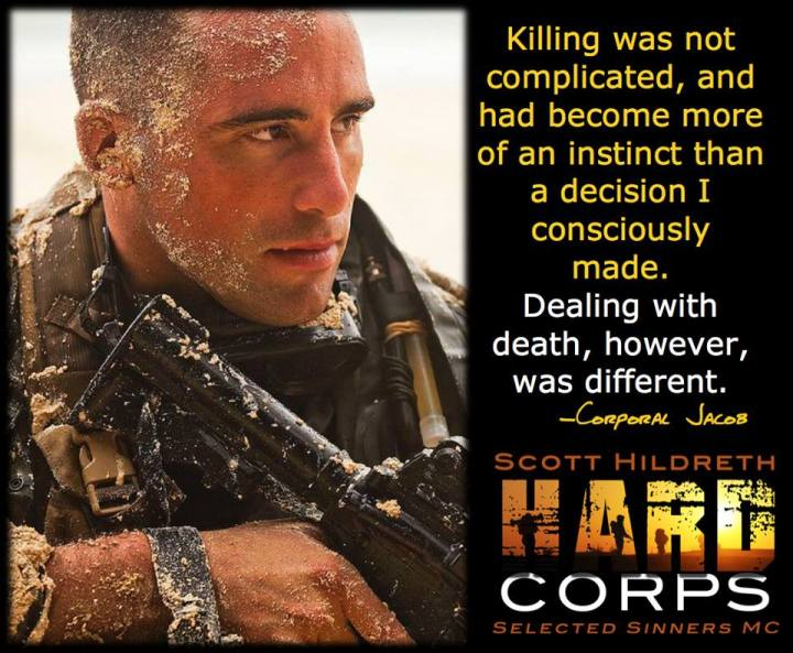 Hard Corps Killing was not complicated JCampbell