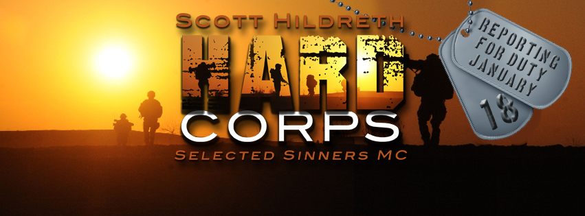 Hard Corps Select Sinners Mc By Scott Hildreth Covertitle