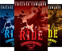 Hellions Ride Book 1-3