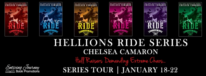 Hellions Ride Series Banner