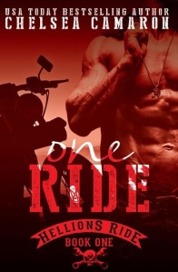 One Ride 2015 cover ebook