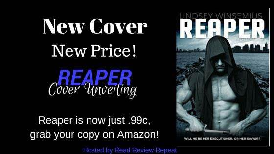 Reaper Cover Reveal