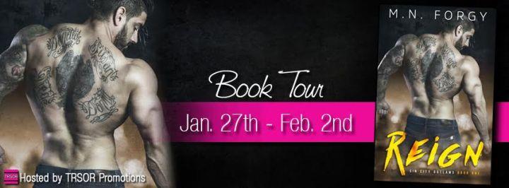 reign book tour