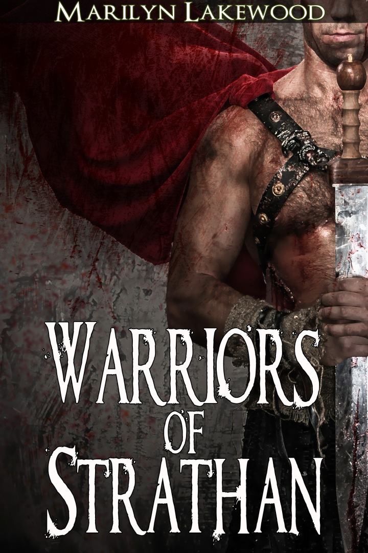 Warriors of Stratan_Marilyn Lakewood_Cover