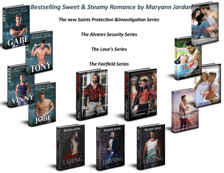 Books By Maryann Jordan