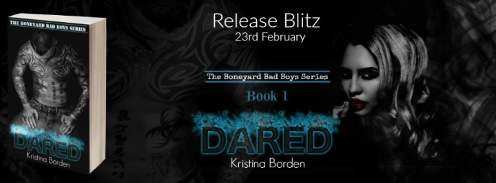 Dared Release Blitz Official Banner