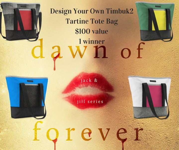 dawn of forever bag giveaway