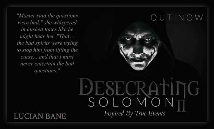 Desecrating Solomon II Master BAD QUESTIONS TEASE