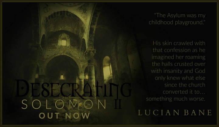 Deserating Solomon II Asylum Tease out now