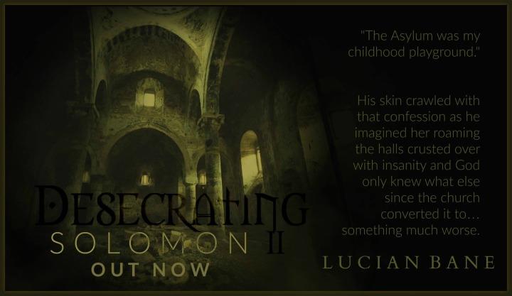 Deserating Solomon II Asylum Tease out now