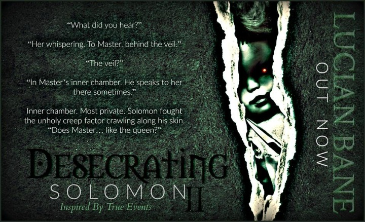 Deserating Solomon II like the queen teaser