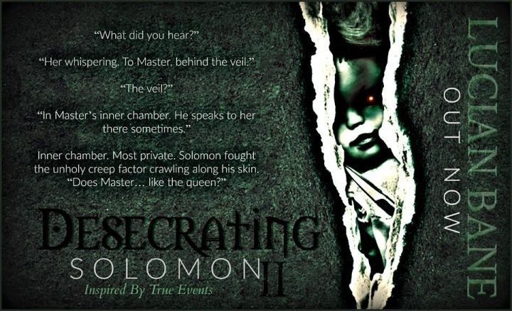 Deserating Solomon II like the queen teaser