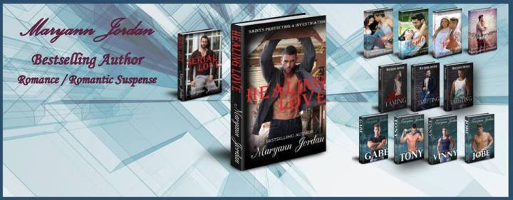 Maryann Jordan Books