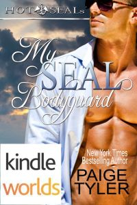 My Seal Bodyguard Paige Tyler