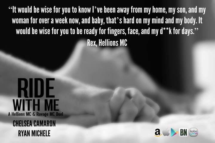 Ride With Me Teaser 1
