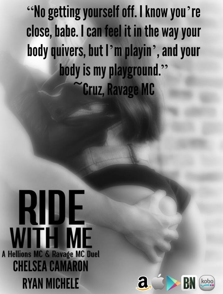 Ride With Me  Teaser 2
