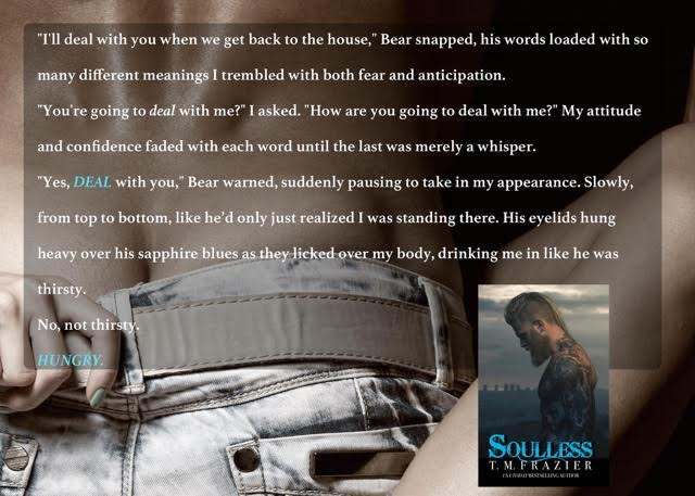 soulless teaser 2