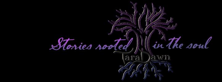 Tara Dawn PNG Logo + Tagline