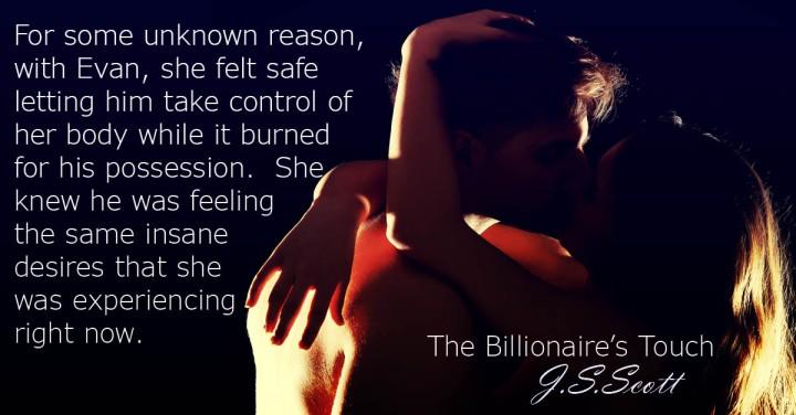 The Billionaire's Touch Evan7