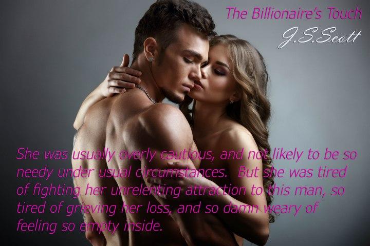 The Billionaire's Touch evan8
