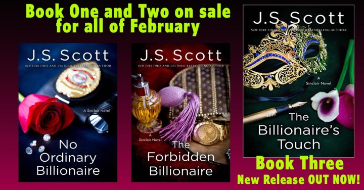 The Billionaire's Touch newreleasesale