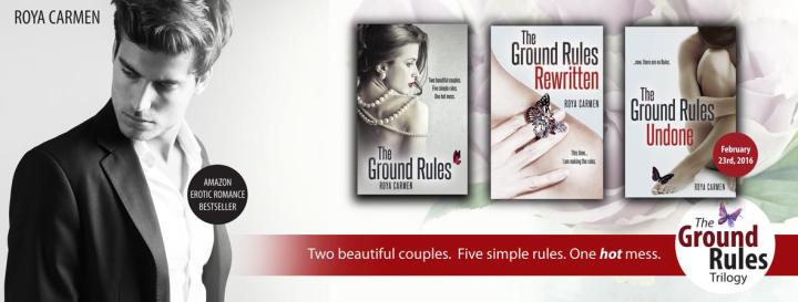 The Ground Rules Trilogy Banner