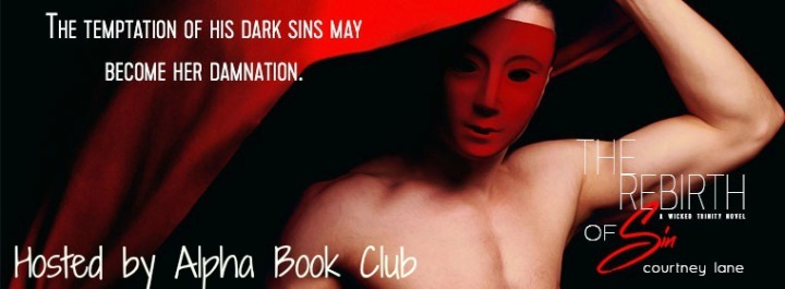 The Rebirth Of Sin blog tour banner