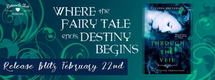 Through The Veil  release banner