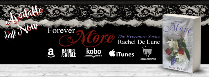 Forever More release banner