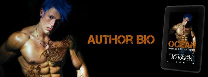 Ocean Author Bio