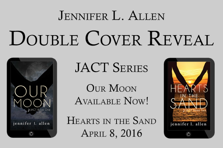 Our Moon & Hearts In The Sand CoverReveal_030716