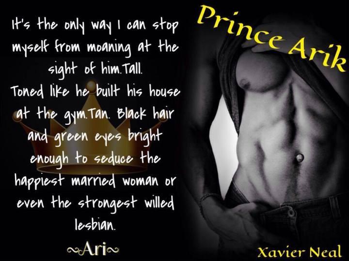 Prince Arik Teaser 5