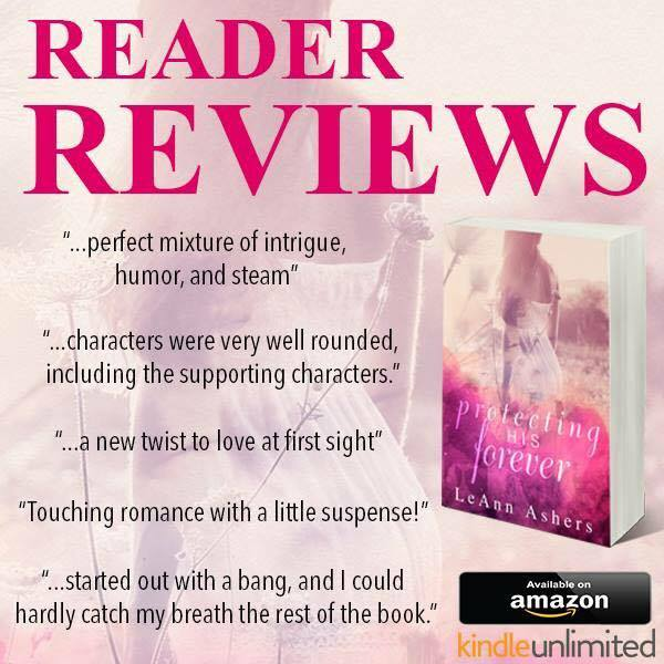 Protecting His Forever LeAnn Reader Reviews