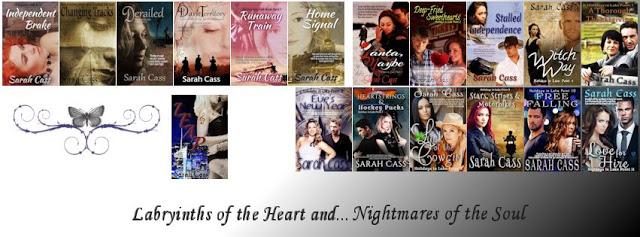 Sarah Cass Books