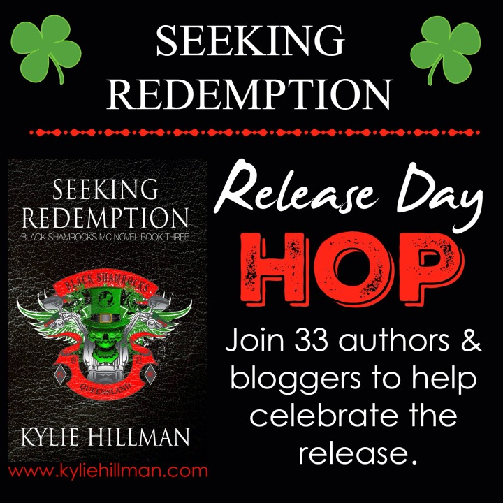 Seeking Redemption Release Day Hop