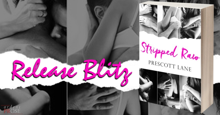 stripped raw - release blitz