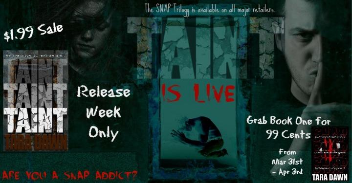 Taint Release Week Sale