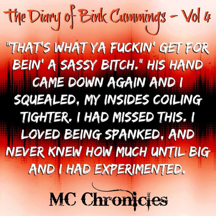 The Diary Of Bink Cummings  vol 4 teaser