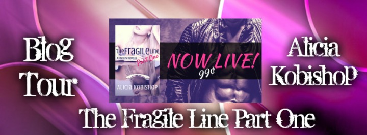 The Fragile Line Part One  Blog Tour