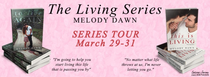 The Living Series Banner
