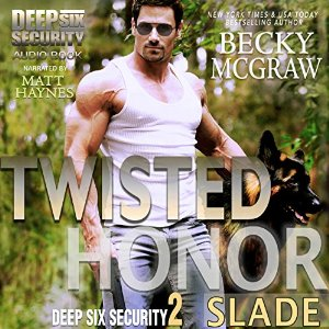 Twisted Honor Audio COver