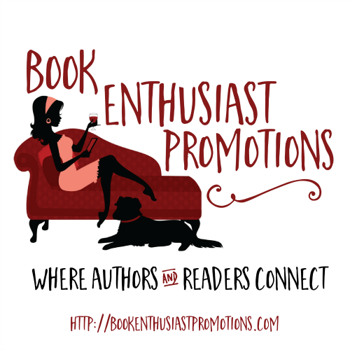 Book Enthusiast Promotions white
