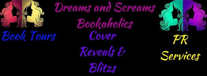 Dreams And Screams Bookaholics  Logo
