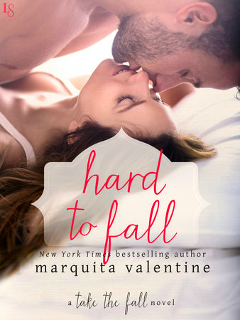 Hard to Fall Ebook Cover
