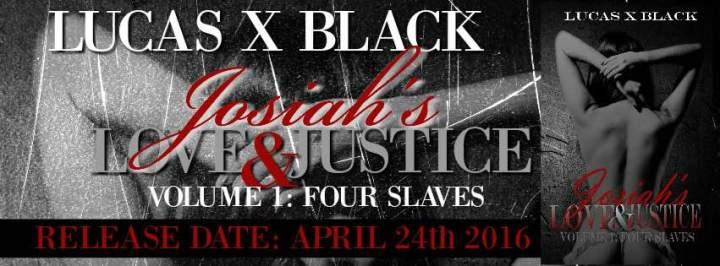 Josiah's Love & Justice  release banner